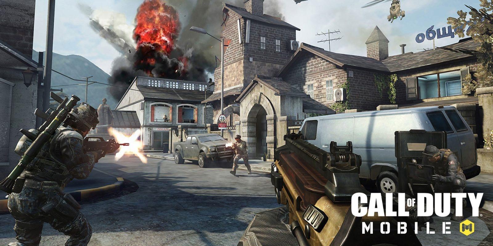 Tanggal Rilis Call of Duty Mobile