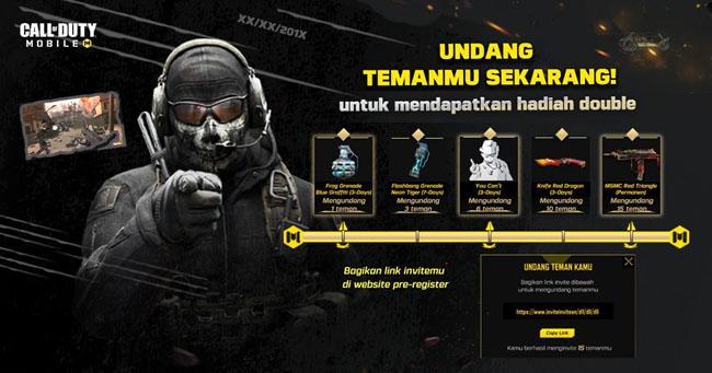 Call of Duty Mobile Indonesia Buka Masa CBT