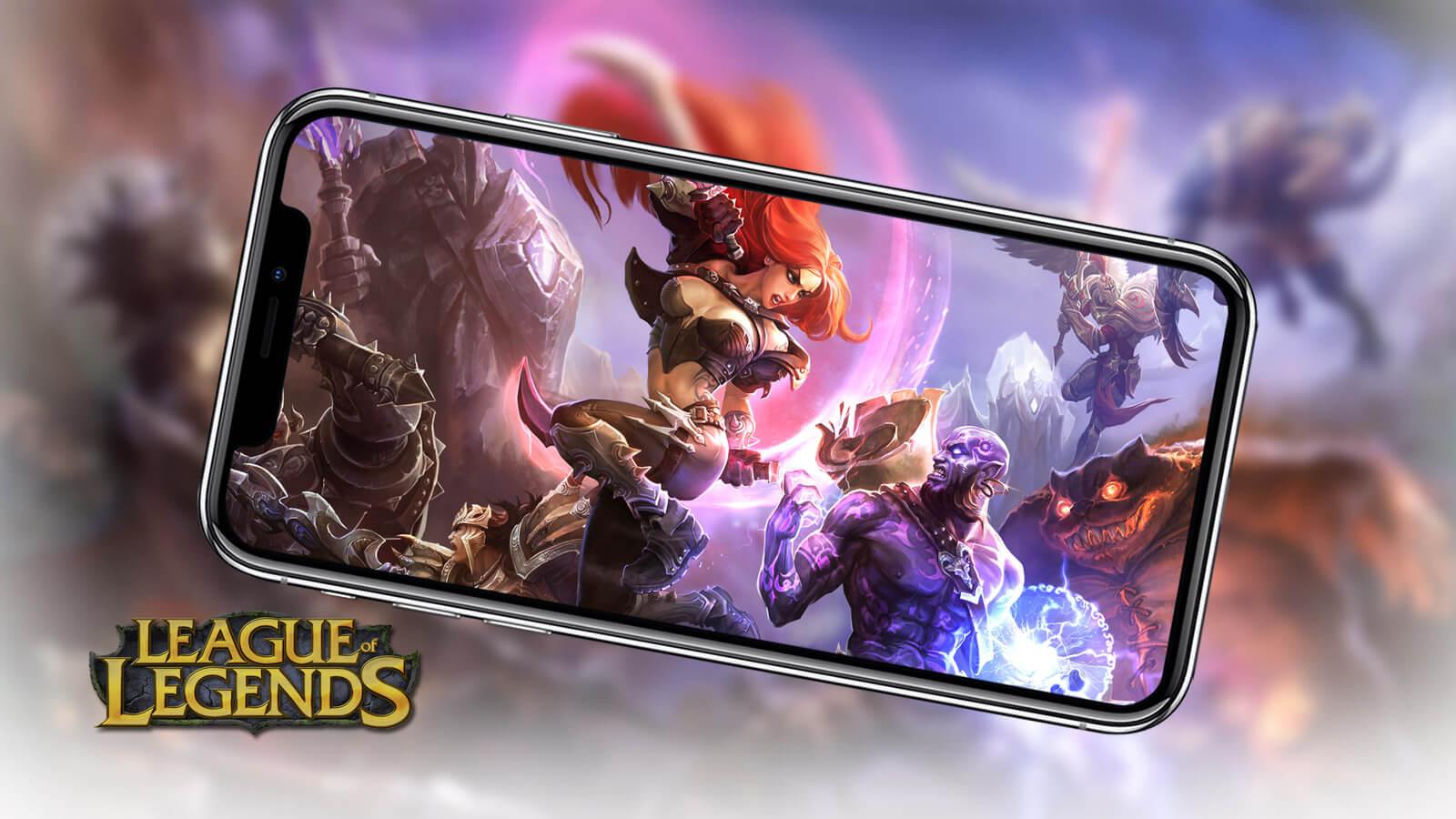 League of Legend Mobile