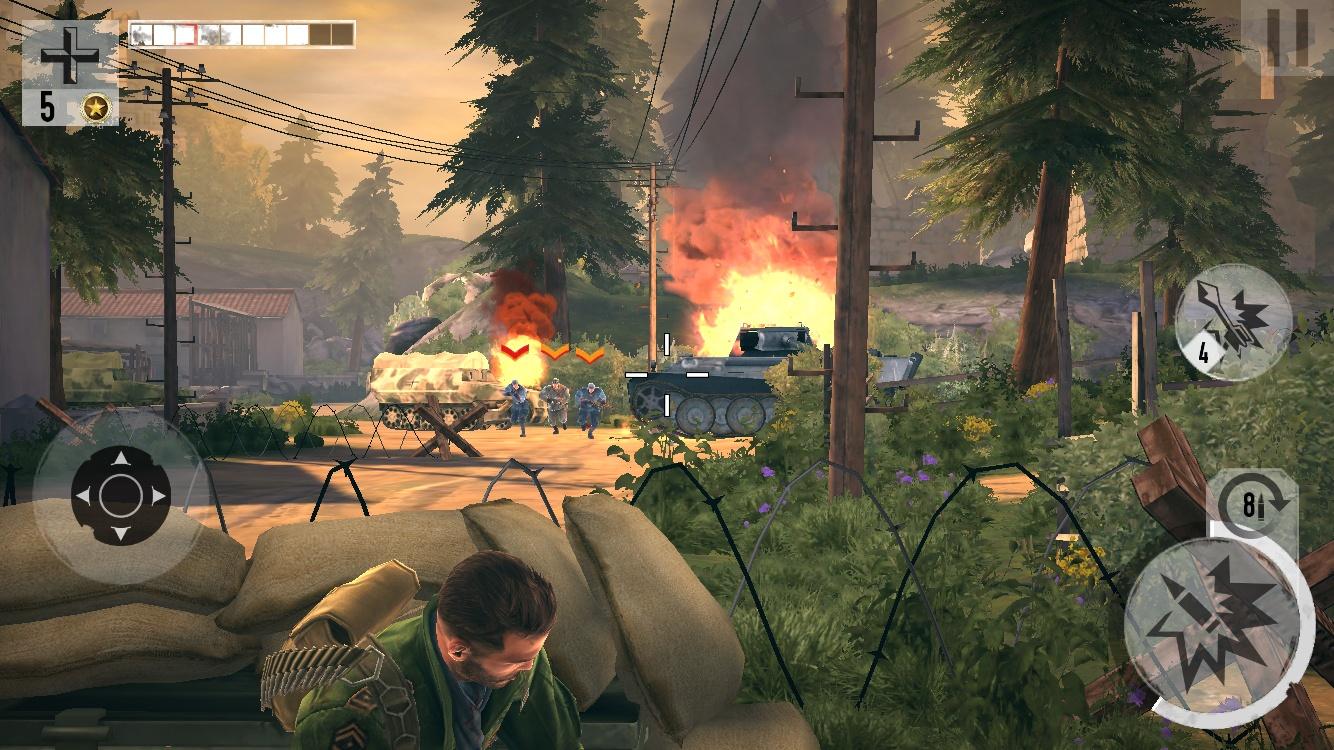 5 Game Shooting Offline Android Tanpa Kuota