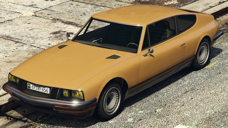 special vehicle gta 5