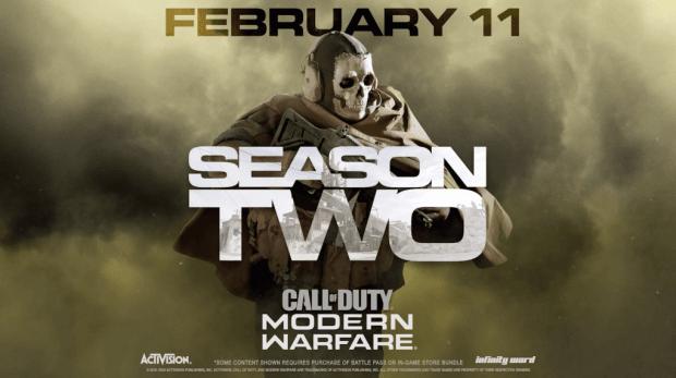 tanggal rilis call of duty modern warfare season 2