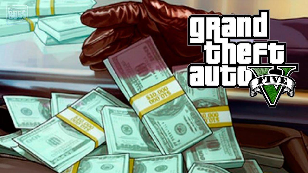 cara mendapatkan uang di gta 5