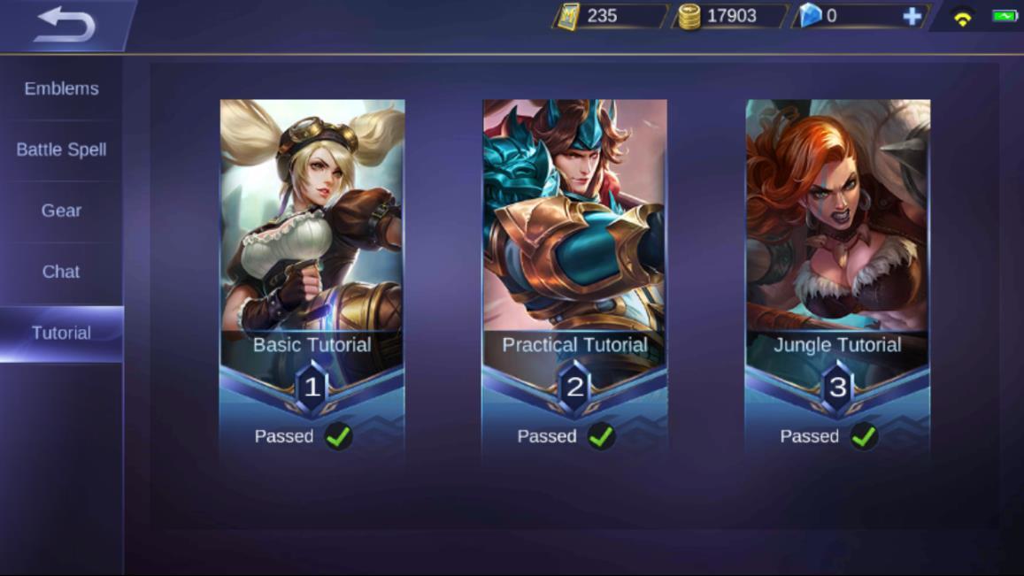 cara mendapatkan hero gratis mobile legend