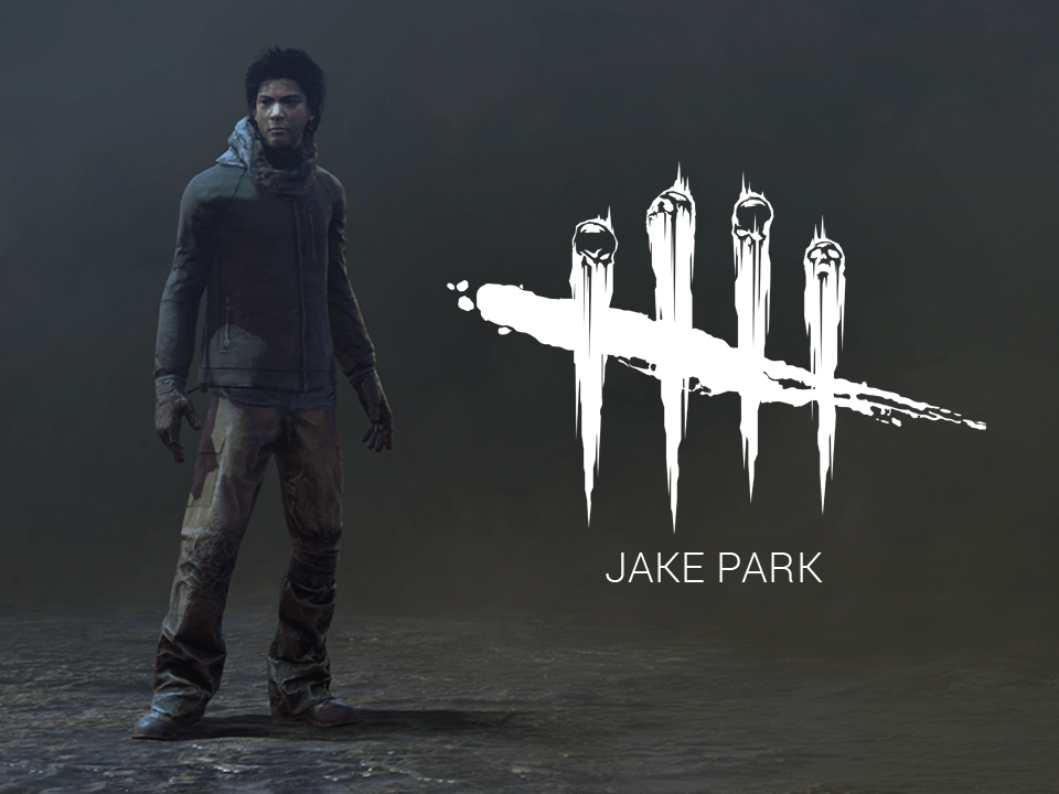 survive karakter jake park di dead by daylight