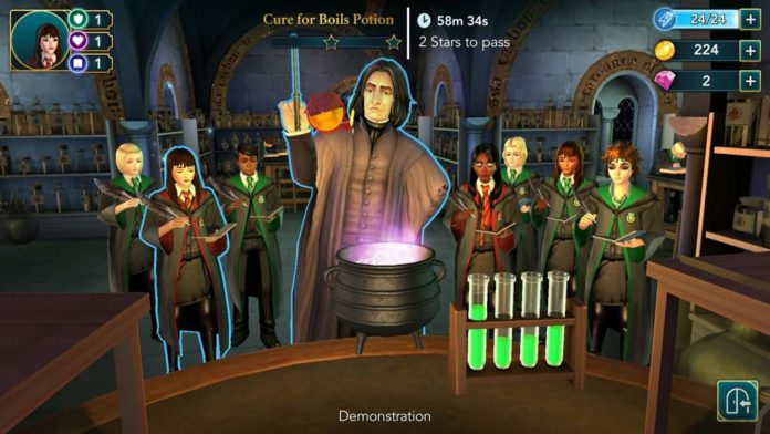 game harry potter di android