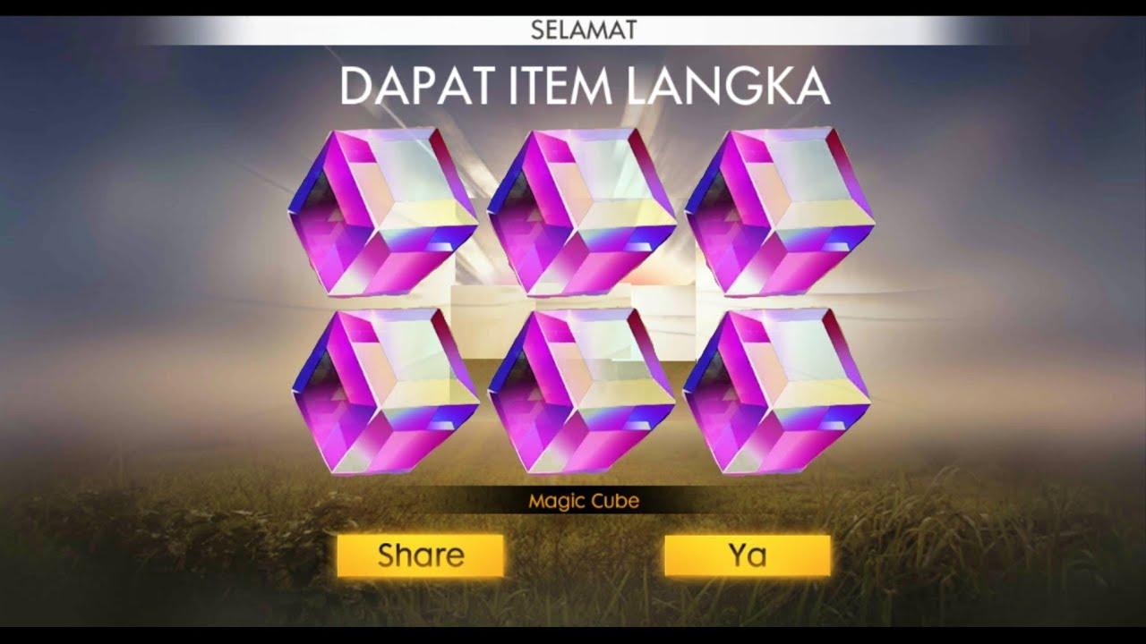 magic cube ff gratis