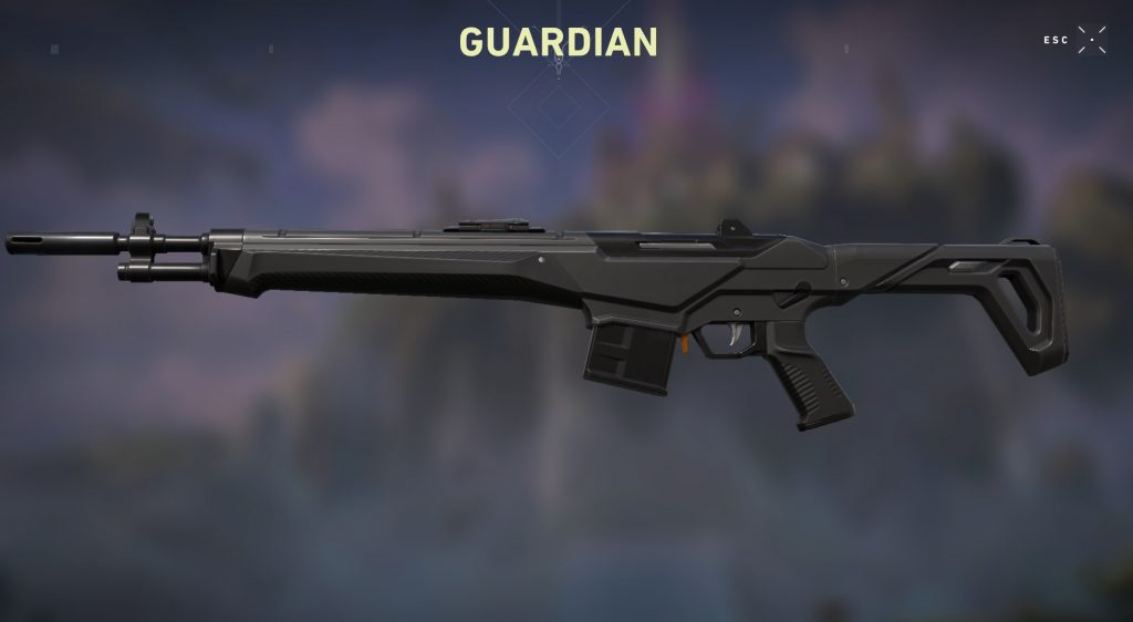 senjata rifle terbaik di valorant