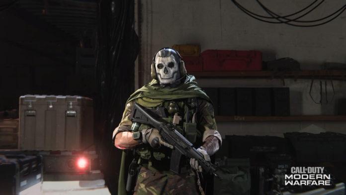 skin operator di call of duty warzone