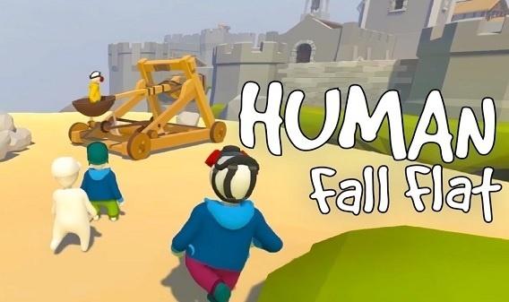 download human fall flat mod apk