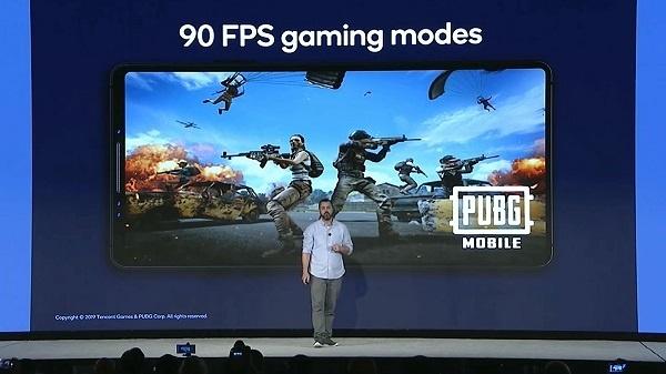 pubg mobile framerate 90 fps
