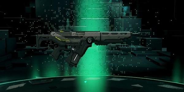 senjata terbaik di hyper scape