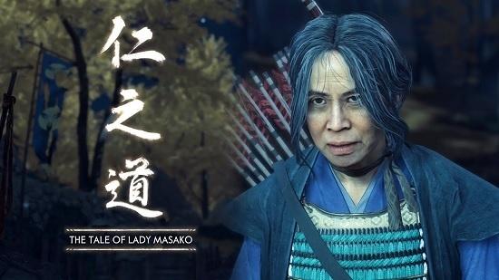 5 boss paling kuat di ghost of tsushima lady masako