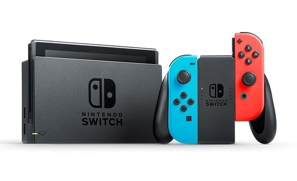 laku keras produksi nintendo switch ditingkatkan