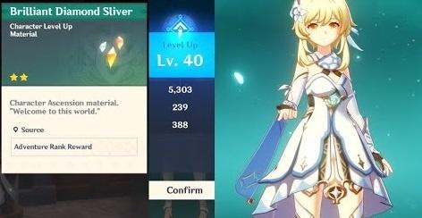 cara mendapatkan brilliant silver diamond di genshin impact