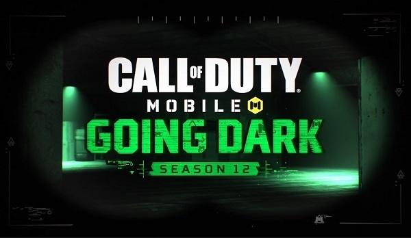 call of duty season 12 tambahkan night mode, senjata dan lainnya