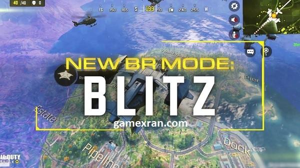call of duty mobile kedatangan mode terbaru blitz