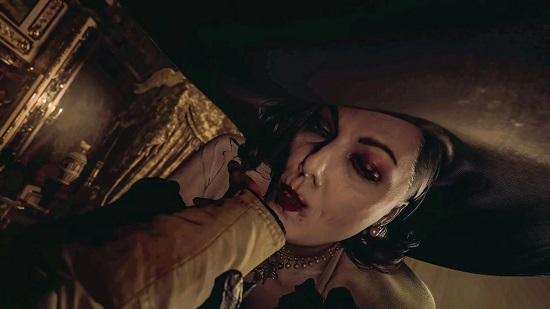 siapa vampire lady resident evil 8 village