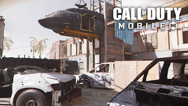 call of duty mobile season 2 tambahkan map shoot house