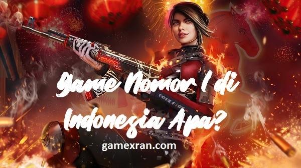 game nomor 1 di indonesia apa versi google trends