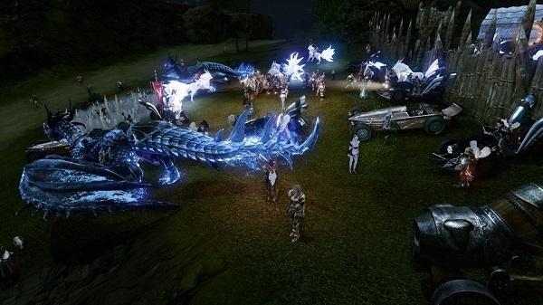 server baru archeage gene telah dibuka
