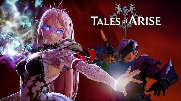 spesifikasi pc tales of arise