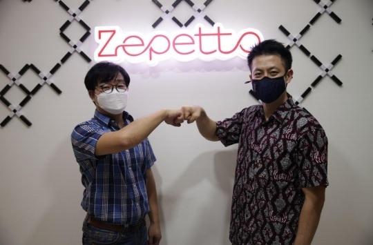 zepetto resmi kerjasama dengan csk untuk pbnc 2021