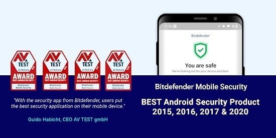 5 antivirus android terbaik tahun 2021