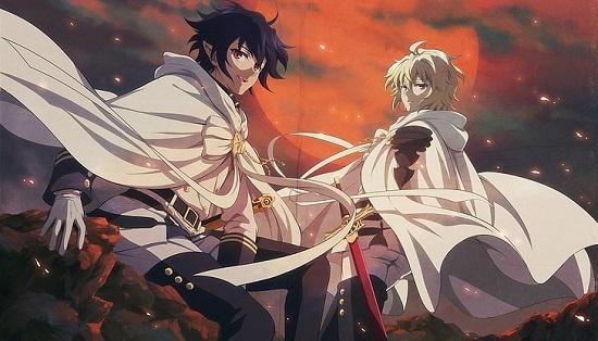 10 anime mirip attack on titan yang tidak kalah seru